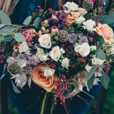 Rustic bouquets Sydney wedding florist