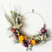 Native Nature Dried Hoop 30cm or 40 cm Available 20th Nov pre orders