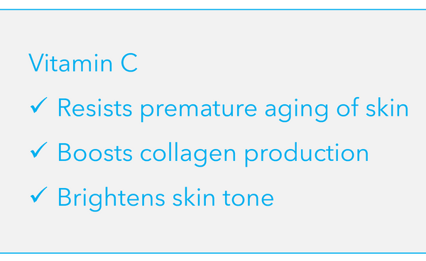 What makes Vitamin C such a good skincare ingredient