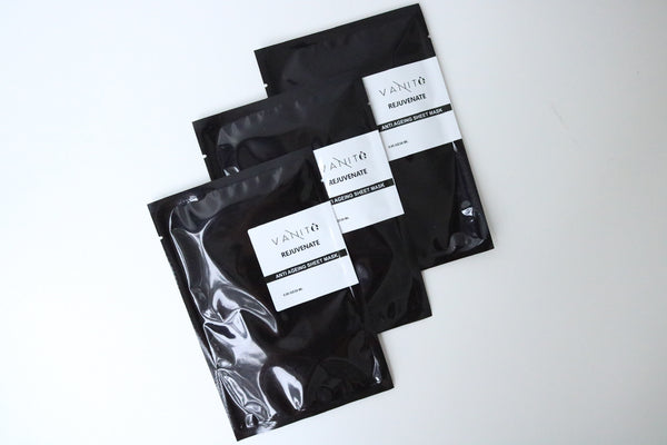 ANTI AGEING SHEET MASKS