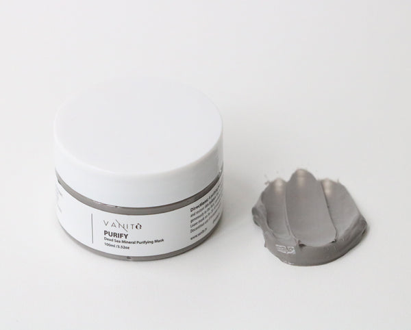 PURIFY clay mask