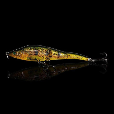 Image of Jointed Shad Swim Bait Lure