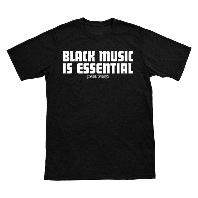 Black Music Is Essential T-Shirt