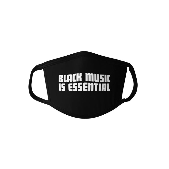 Black Music Is Essential Face Mask