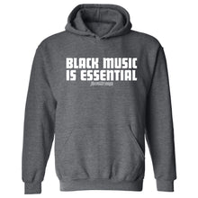 Black Music Is Essential Hooded Sweatshirt