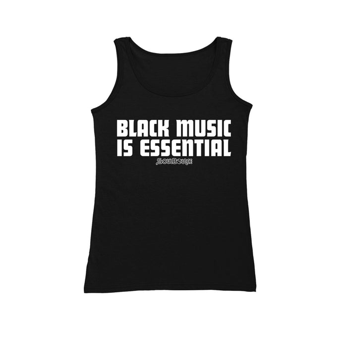 Black Music Is Essential Women's Tank
