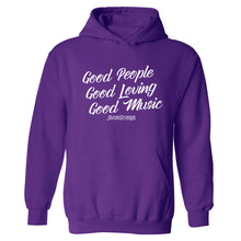 Good Music Hooded Sweatshirt