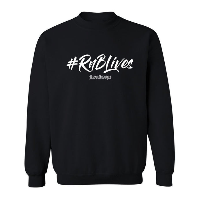 #RnBLives Crew Neck Sweatshirt