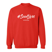 #SoulLives Crew Neck Sweatshirt