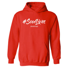 #SoulLives Hooded Sweatshirt