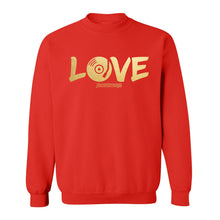 LOVE Music Crew Neck Sweatshirt