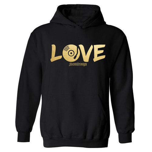 LOVE Music Hooded Sweatshirt