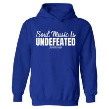 Soul Music Is Undefeated Hooded Sweatshirt