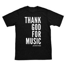 Thank God For Music T-Shirt