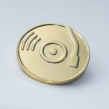 SoulBounce Record Pin