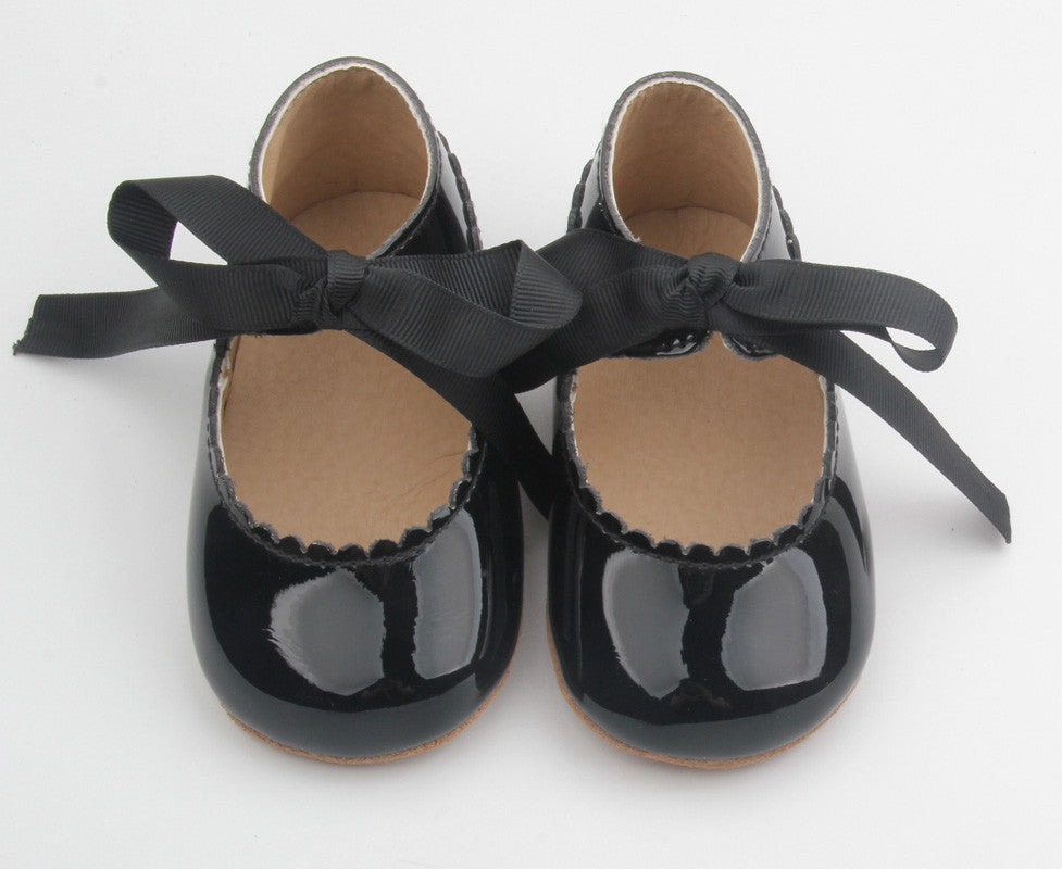 Mary Janes Onyx Black