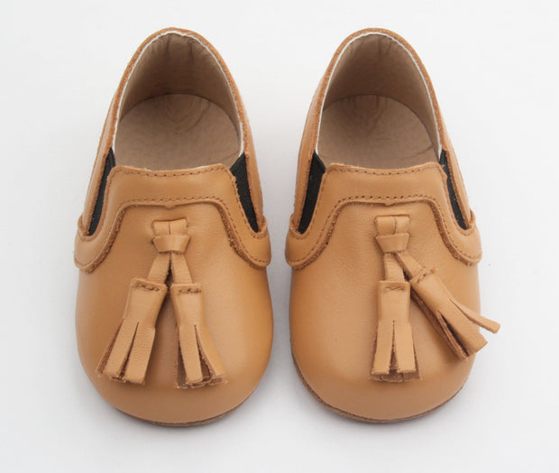 Princeton Loafers Tan