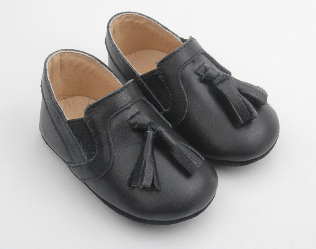 Princeton Loafers Black