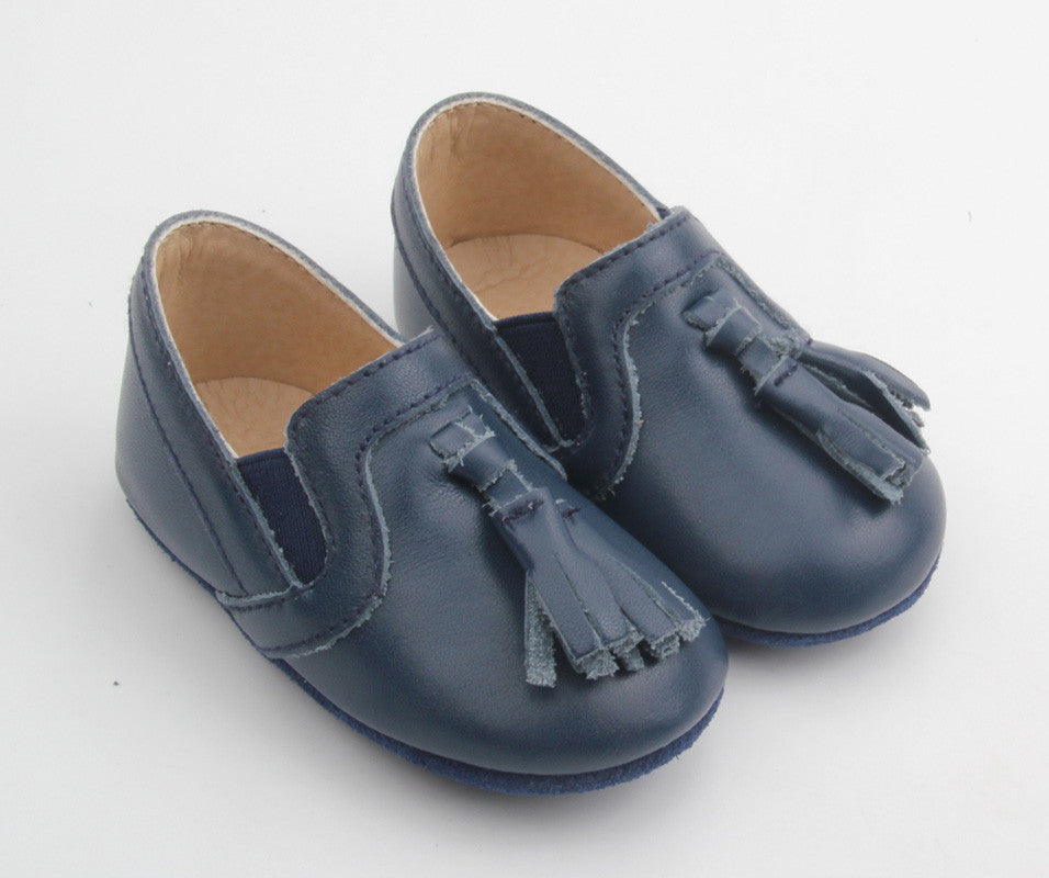 Princeton Loafers Navy