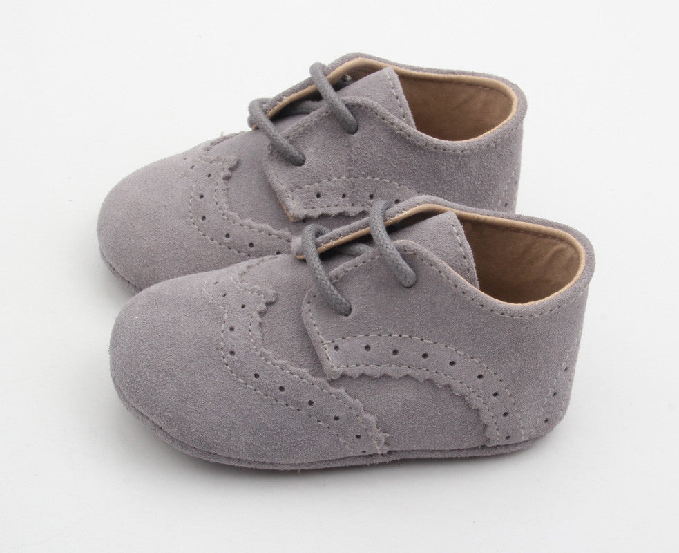 Harvard Brogues Grey
