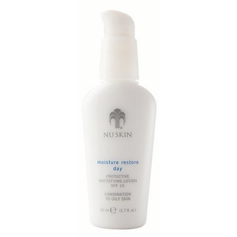 Nutricentials Moisture Restore Day Protective Mattefying Lotion