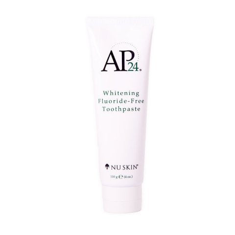 AP 24® Whitening Fluoride-Free Toothpaste - 6 pack