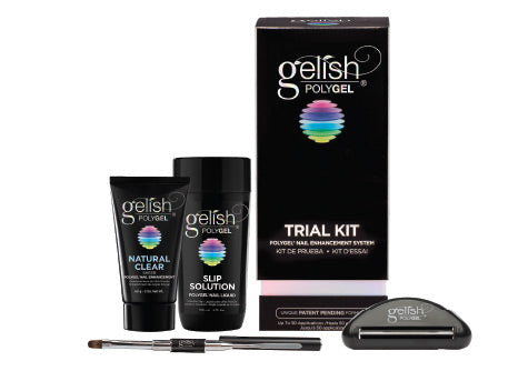 PolyGel Nail Enhancement System - Trial Kit
