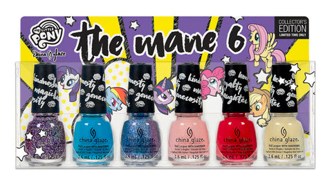 The Mane 6 - Mini Set