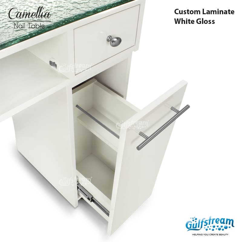 Gulfstream Camellia Nail Table Single