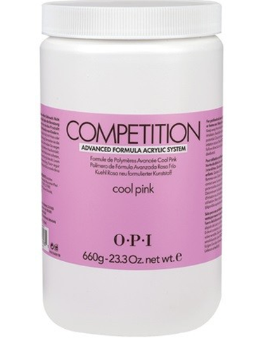 COMPETITION Acrylic Powder COOL PINK