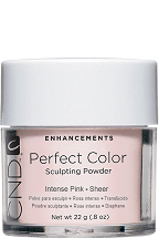 CND - PC Powder Intense Pink Sheer 0.8 oz