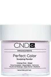 CND - PC Powder Intense Pink Sheer 3.7 oz
