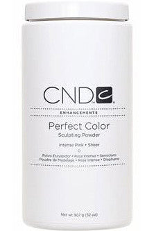 CND - PC Powder Intense Pink Sheer 32 oz
