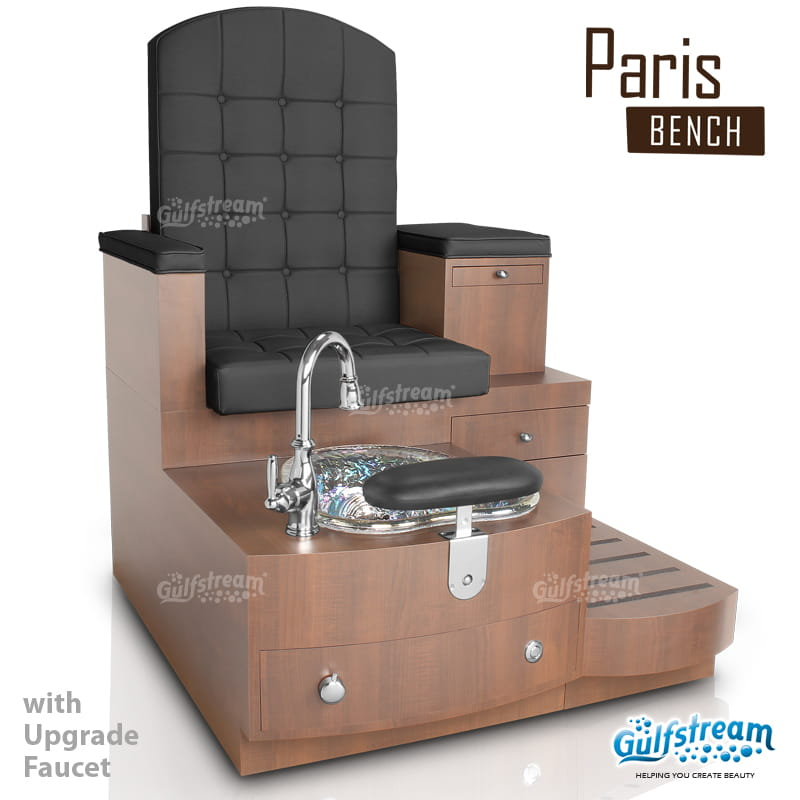 Paris Single Bench