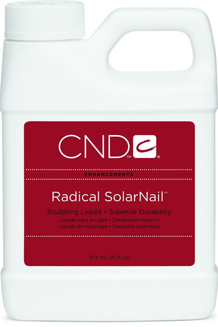 CND - Radical Solarnail Liquid 16 oz