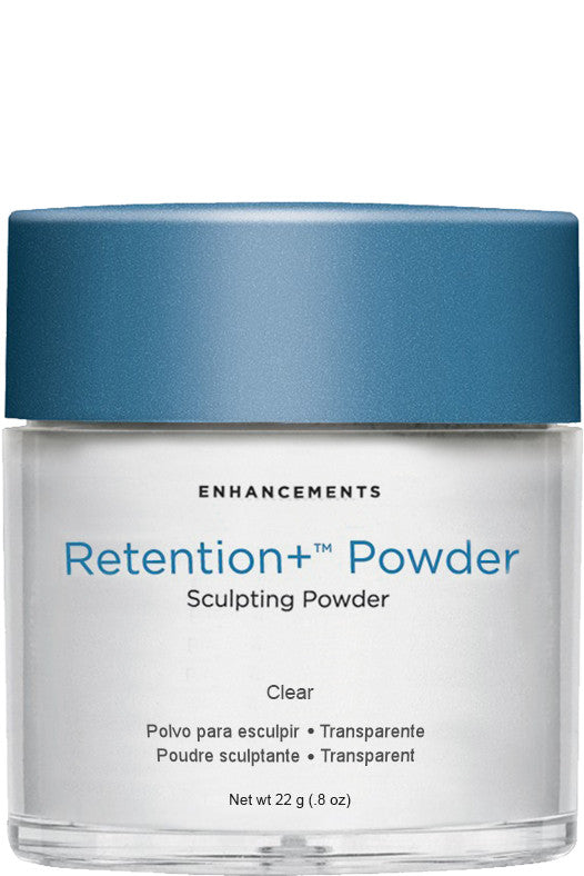 CND - Retention+ Powder Clear 0.8 oz