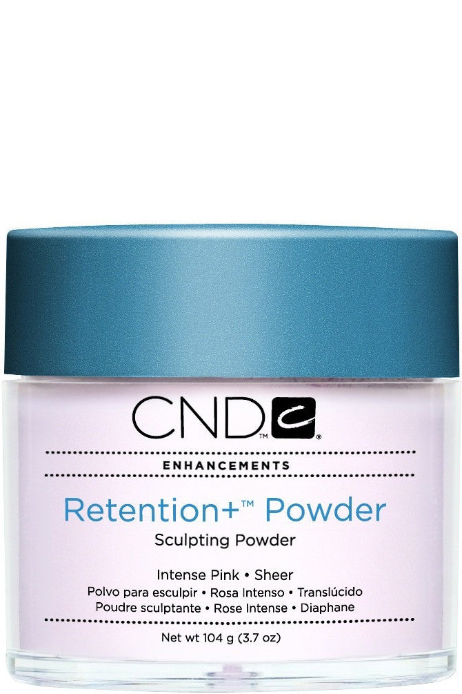 CND - Retention+ Powder Intense Pink Sheer 3.7 oz
