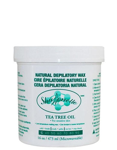 Tea Tree Oil Microwaveable Wax