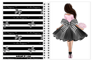Sticker Keeper Book - Chic Happens Girl
