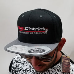 Flat-Bill BoostDistrict Hat