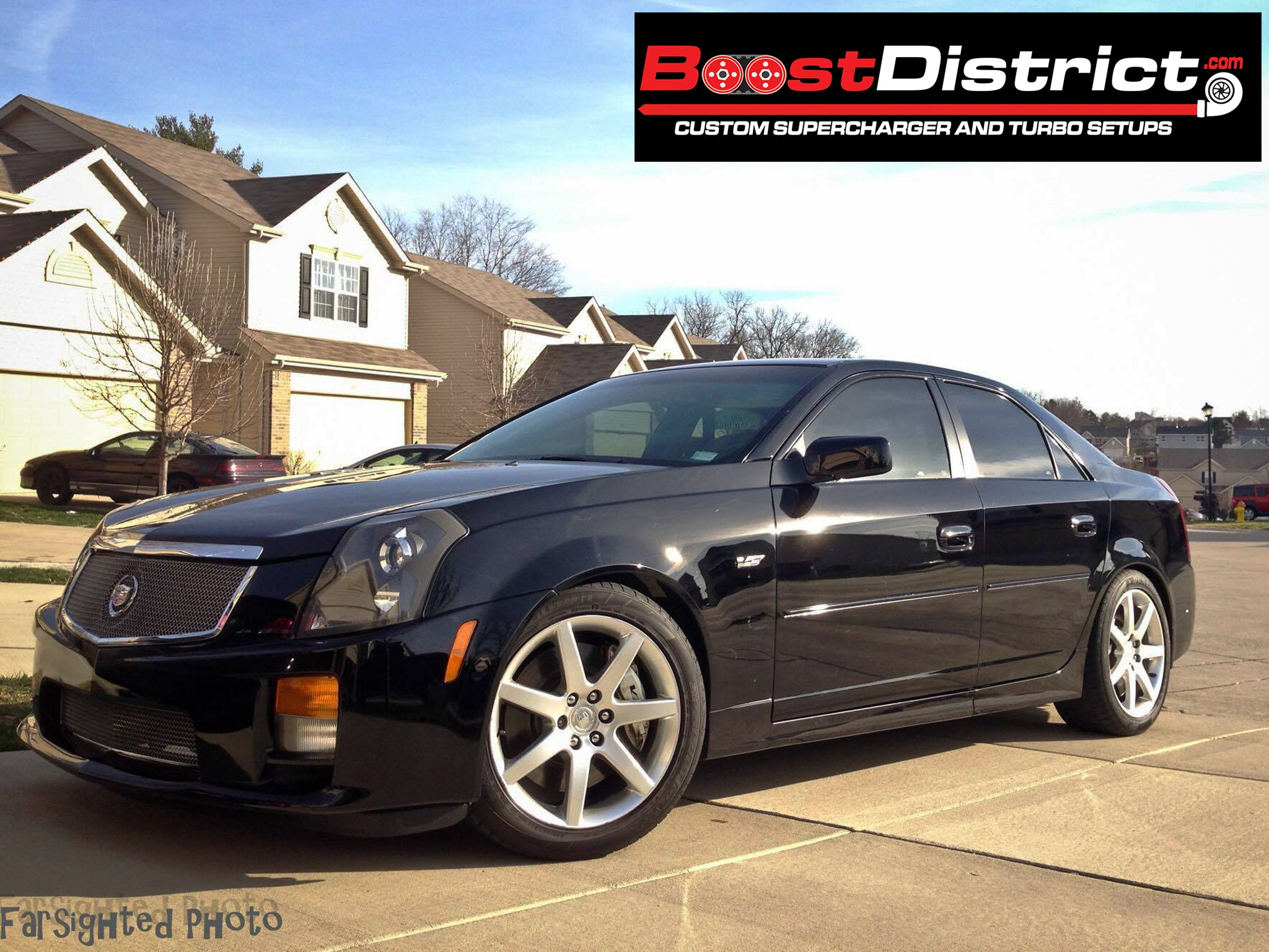 2005 Cadillac Cts Throttle Body Wiring Harness Free Download Oasis 2003 2004 05 V Ls6 Supercharger Kit Boostdistrict Stock Rims At
