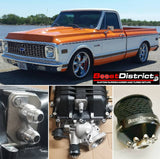 GM TRUCK (DBWThrottle Body) REMAN LSA SUPERCHARGER