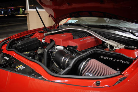 Rotofab intake for LSA Supercharged GTO