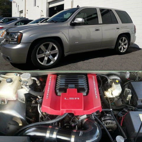 06-09 TrailBlazer SS KITS REMAN SUPERCHARGER