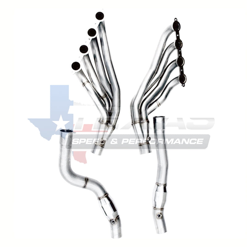 2009-15 Cadillac CTS-V Texas Speed LT Headers 2