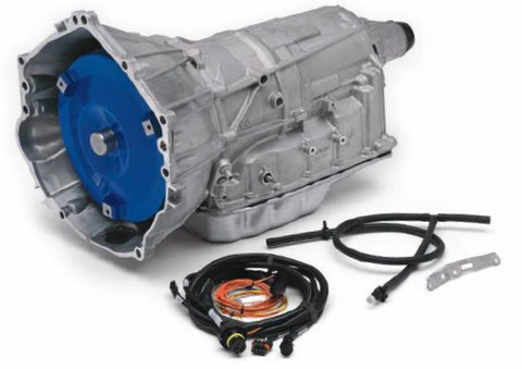LSA 6.2L 556 HP Connect & Cruise Crate Powertrain System W/ 6L80-E
