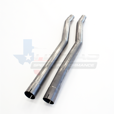 2009-15 Cadillac CTS-V Texas Speed LT Headers 2""