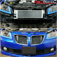 Pontiac G8 #1 Upper Grill Heat Exchanger