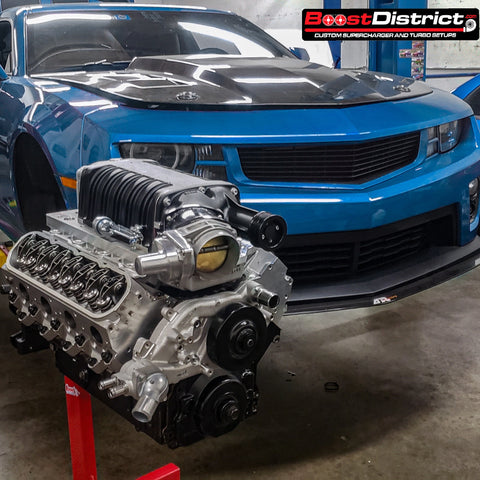 2010-15 Camaro ZL1 TVS2650 Supercharger Kit