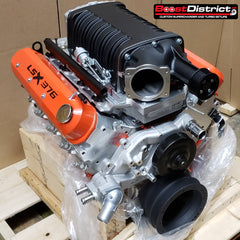 "TVS2650 Supercharger ""Starter Barebones Kit"""
